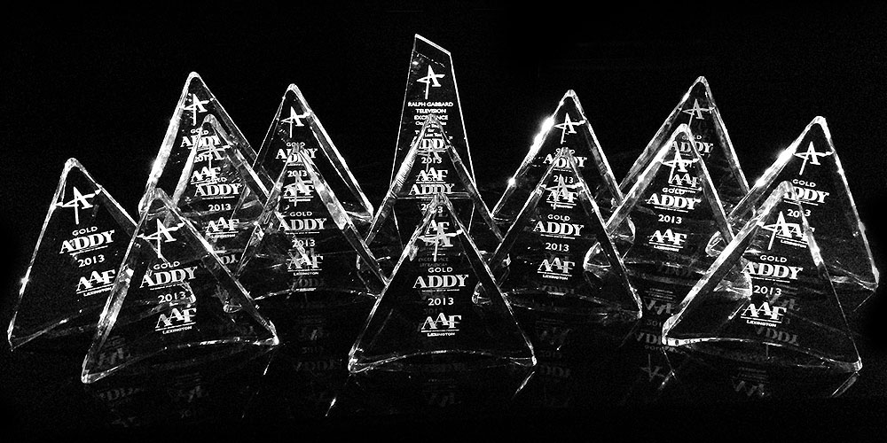 Lexington advertising & marketing agency, Oculus Studios is the most Awarded ad Firm at Addys For 2nd Year Straight